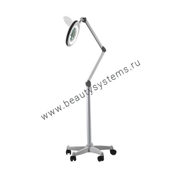 Лампа лупа косметологическая